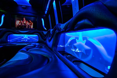 Party Bus Raleigh